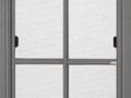 Zanzariera a pannelli scorrevoli su misura