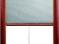 Zanzariera verticale avvolgente a molla su misura